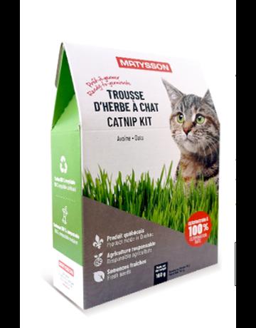 Matysson Matysson trousse de départ d'herbe à chat