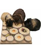 Rosewood Rosewood naturals maze-a-log treat challenge (5) //