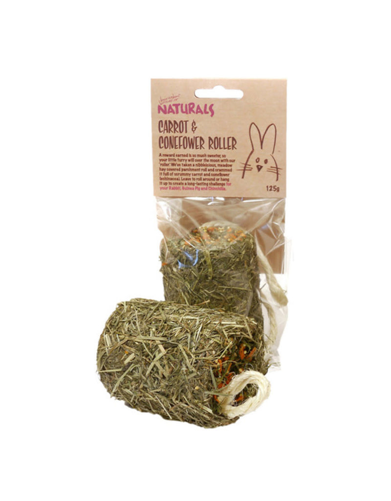 Rosewood Rosewood naturals carrot & coneflower roller 125g (6) //