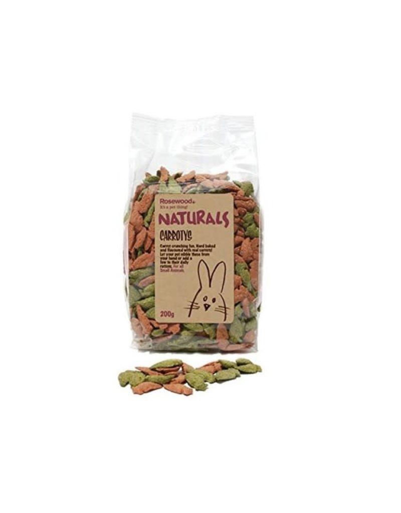 Rosewood Rosewood naturals carrotys 200g //