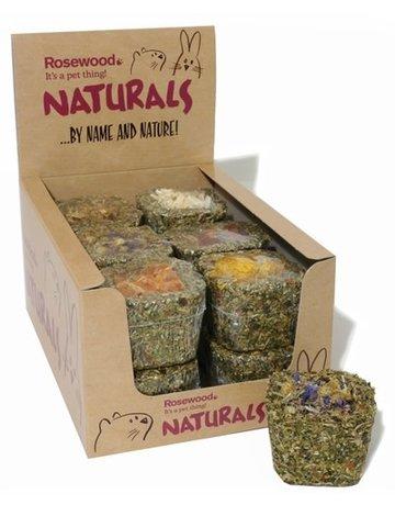 Rosewood Rosewood naturals grainless nibble pots 75g (12) //