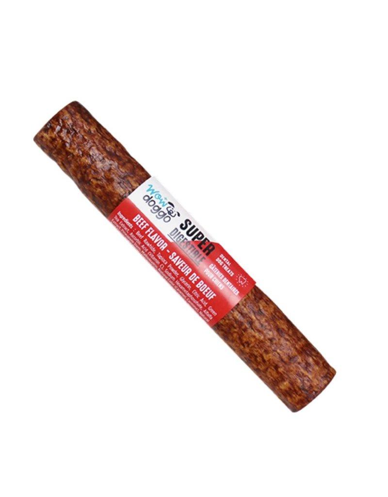 Wow doggo Wow doggo moyen tube boeuf 6'' (22) //