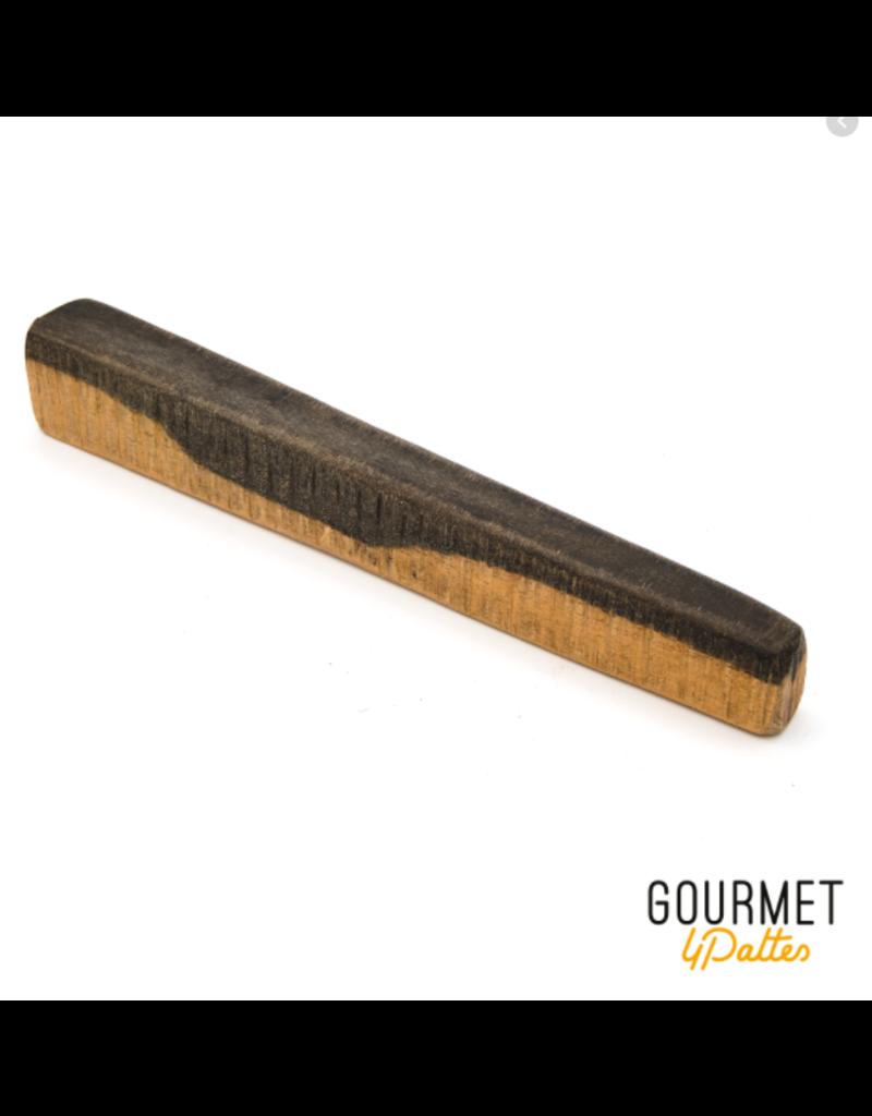 Gourmet 4 pattes Gourmet 4 pattes jouet à mâcher au bois d'ébène moyen