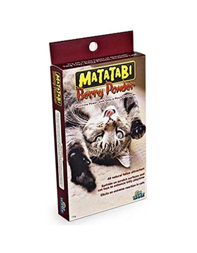 CritterWare Critterware matatabi poudre de fruit 0.35oz