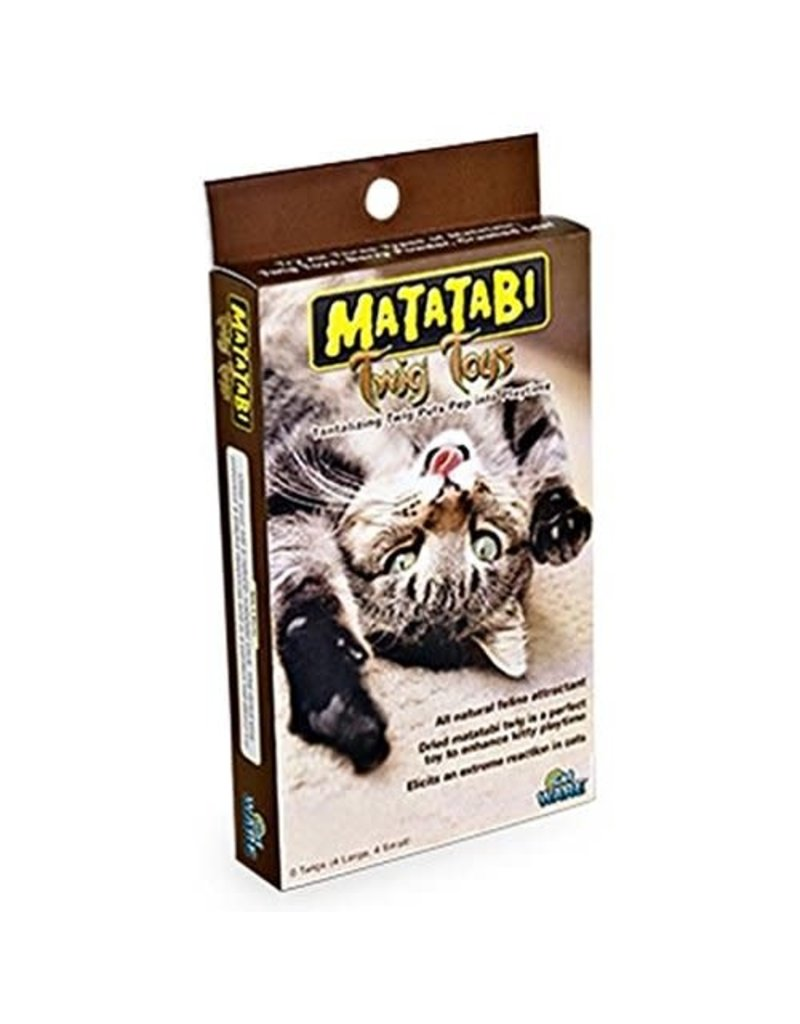 CritterWare Critterware matatabi bâtonnet à mâcher paquet de 8