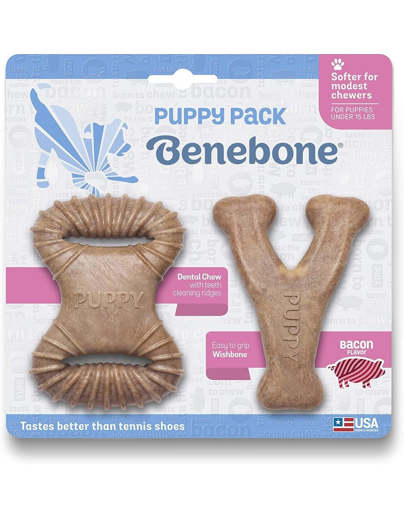 Benebone Benebone 2 tiny pack pour chiot