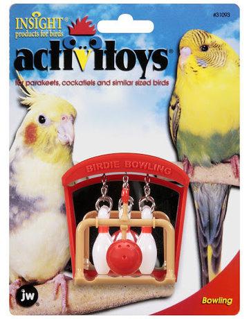 Jw Jw quille pour petits oiseaux