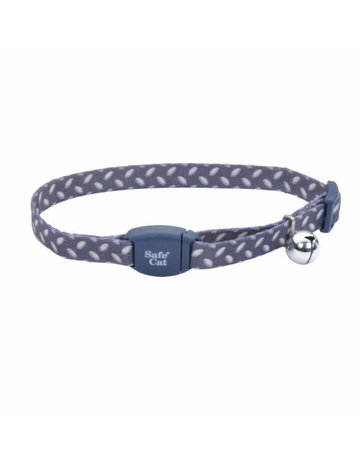 Coastal Coastal safecat collier ajustable gris