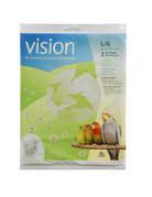 Vision Vision papier pour cage .
