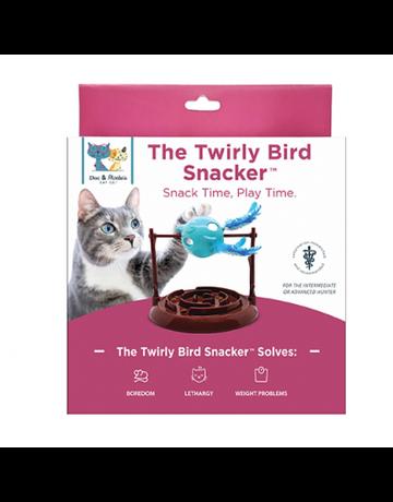 Doc&Phoebe Spot phoebe twirly bird snacker