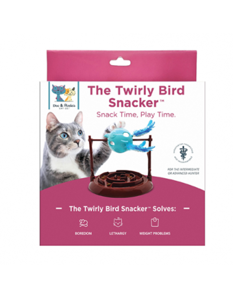 Doc&Phoebe Spot phoebe snack time puzzel feeder
