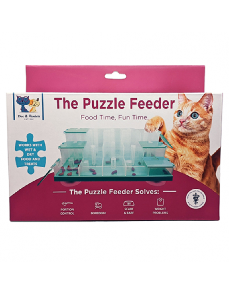 Doc&Phoebe Spot phoebe snack time puzzel feeder