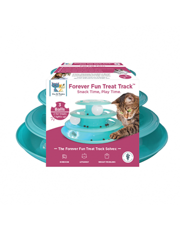 Doc&Phoebe Spot phoebe forever fun treat track