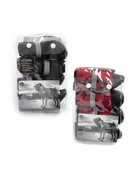 Silver paw Silver paw bottines rouges TTpetites , -