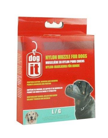 Dogit muselière en nylon pour chiens Grand