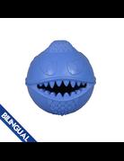 Jolly pets Jolly pets Balle monstre bleu 4'' //