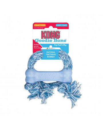 Kong Kong jouet robuste avec corde pour chiot //