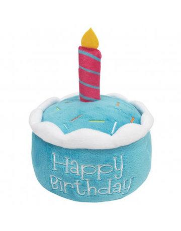 foufoubrands Foufoubrands toutou en gâteau bleu //