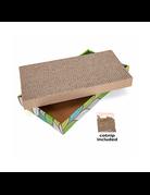 Ware pet products Ware pet products boite à griffer avec herbe à chat//