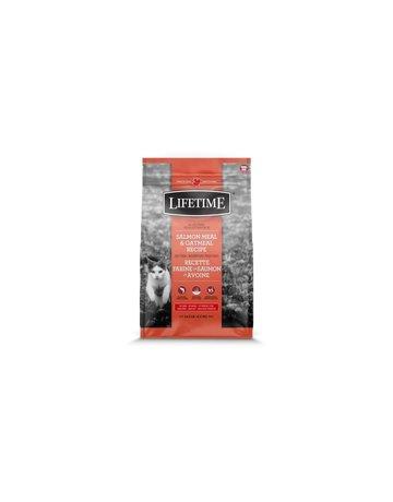 litetime Lifetime nourriture pour chat au saumon 6.5kg --