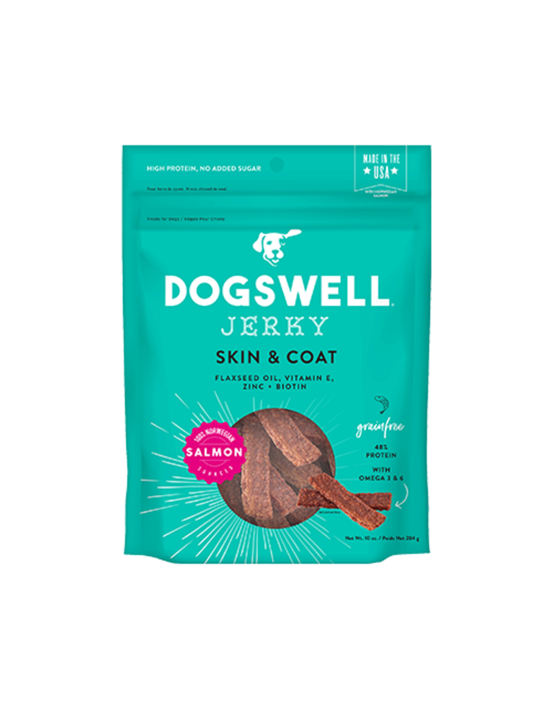 Dogswell Dogswell gâteries pour chien skin and coat (+/-27) //