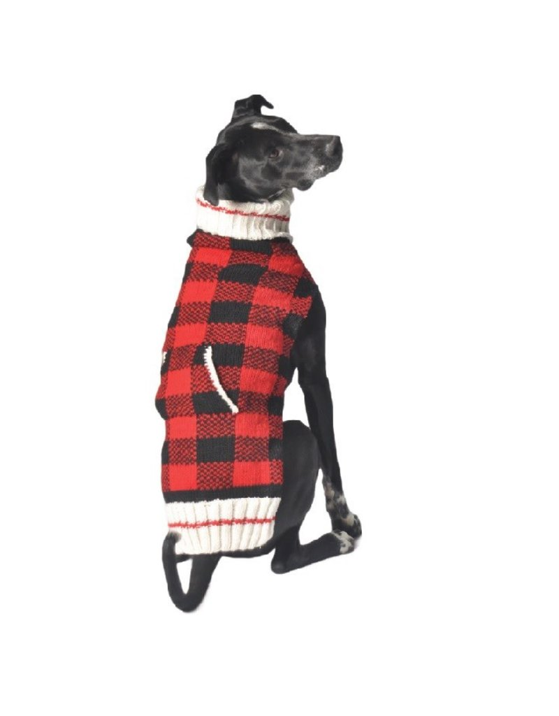 Chilly dog Chilly dog tricot carreaux grand .