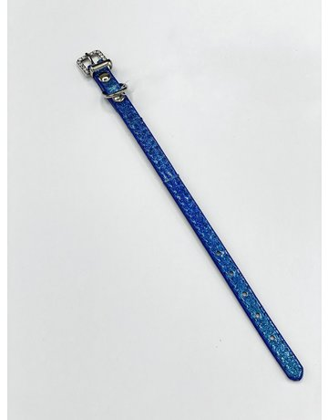 J&C J&C collier bleu 3-8''.