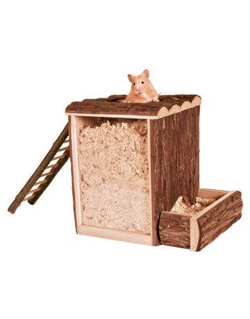 Trixie Trixie tour de jeu pour petits animaux 24 x24 x20cm// //