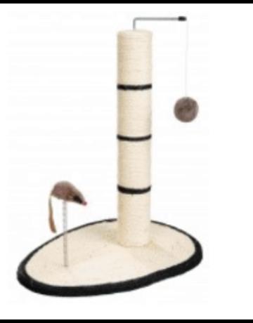 Trixie Trixie griffoir pour chat 50 cm avec souris