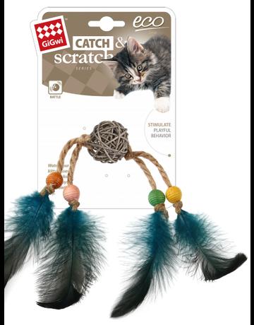 GIGwi Gigwi catch & scratch jouet pour chat //