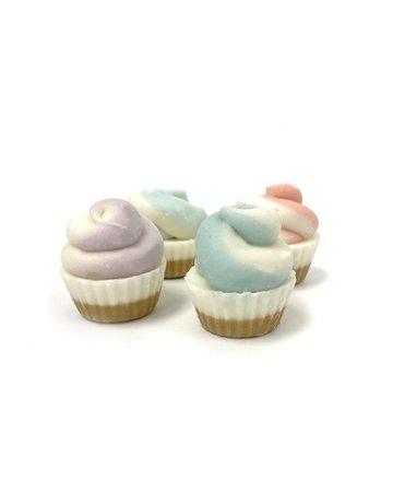 Bosco & Roxy's Bosco & Roxy's cupcake festif arachide et meringue (48)