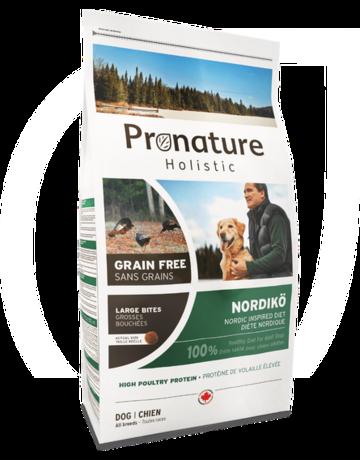 ProNature Pronature Holistique Nordikö tous stades de vie, sans grains, 12kg --