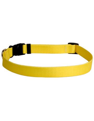 Yellowdog Yellowdog design solid jaune collier Tpetit