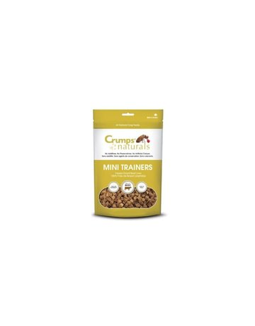 Crumps Crumps mini-bouchées d'entrainement lyophilisées foie de boeuf 1.8oz