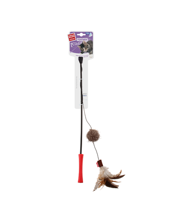 GIGwi GIGWI baton feather teaser pour chat