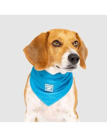 Canada pooch Canada pooch foulard refroidissant bleu