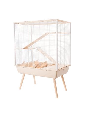 Zolux Zolux neo cosy Cage 78x48x80cm beige //