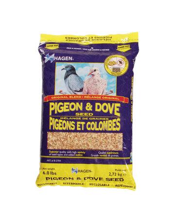 Hagen Hagen mélange de graines pigeons et colombes 2.72kg (4) -