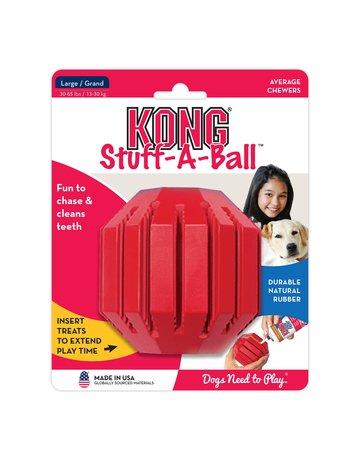 Kong Kong balle stuff a ball grande //