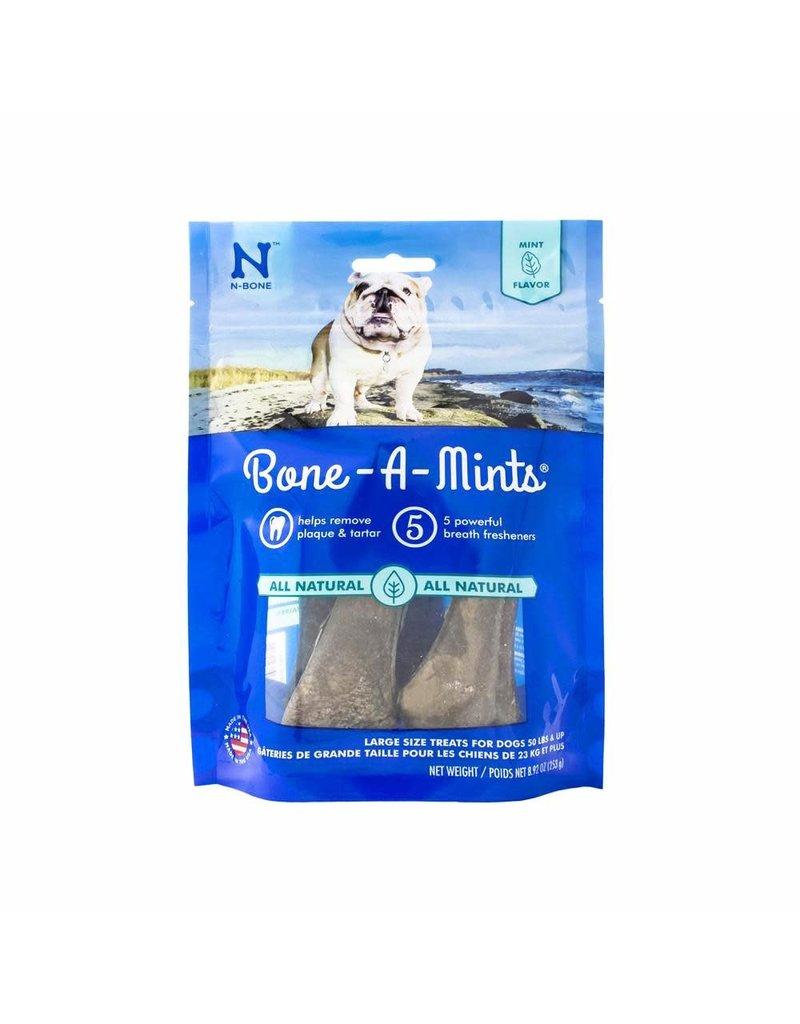 Bone-a-mints Bone-a-mint os dentaire naturel pour grand chien 8.92oz