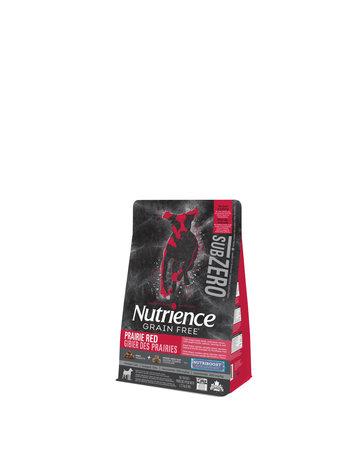 Nutrience Nutrienec subzero gibiers des prairies 5lbs -