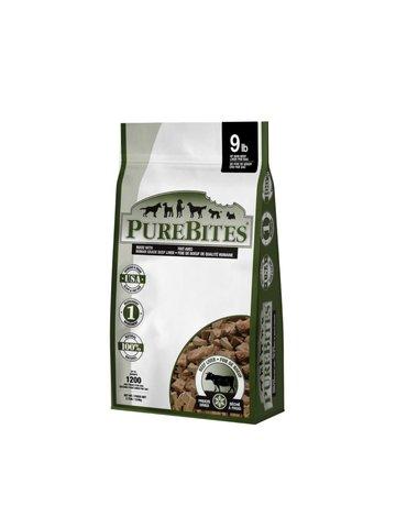 Purebites Purebite jumbo foie de boeuf 1248g -