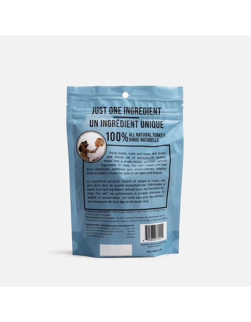 Dr.Kelly Dr.Kelly friandises pour chien canard 120g