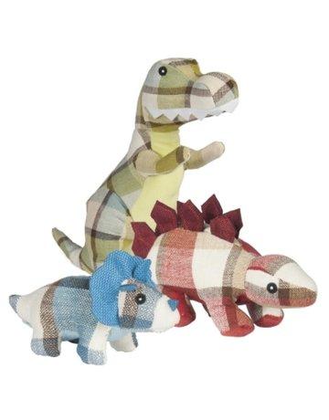 Multipet Multipet dinosaures assorties mini 6'' (3) //