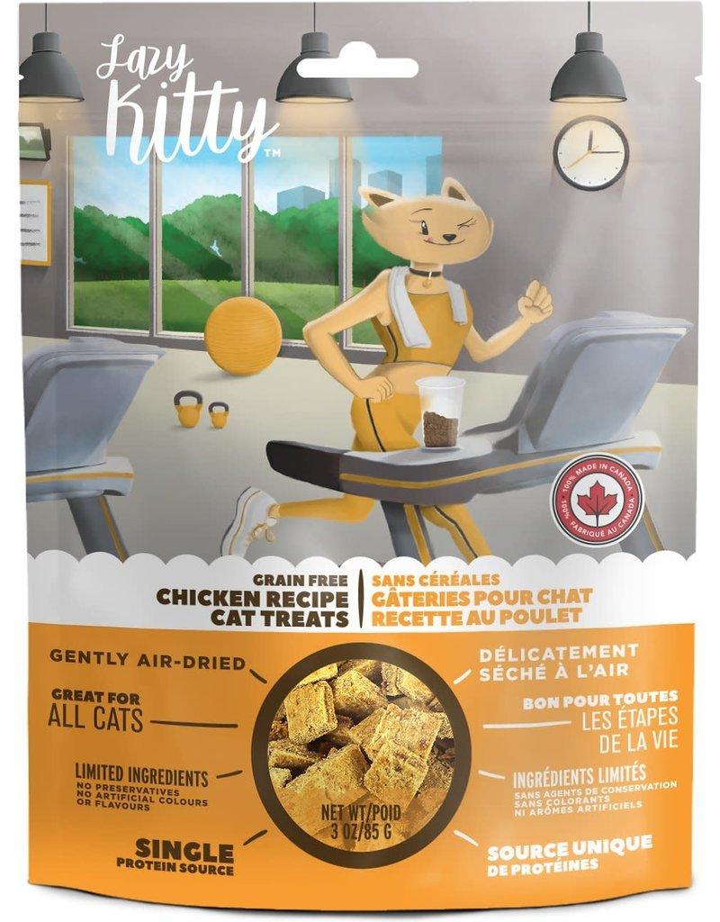 Canadian Jerky Canadian Jerky lazy kitty friandises au poulet 3oz