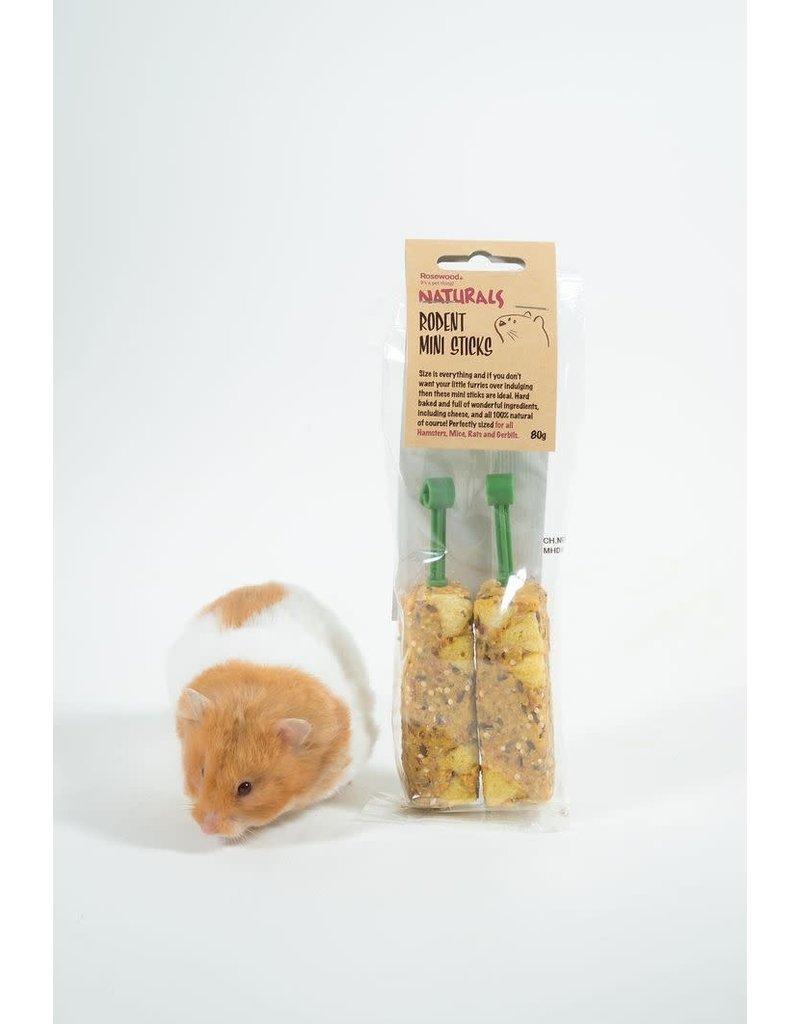 Rosewood Rosewood roden mini sticks (8)