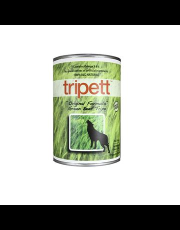 Tripett Tripett conserve de tripe verte pour chien 13.2oz (12)