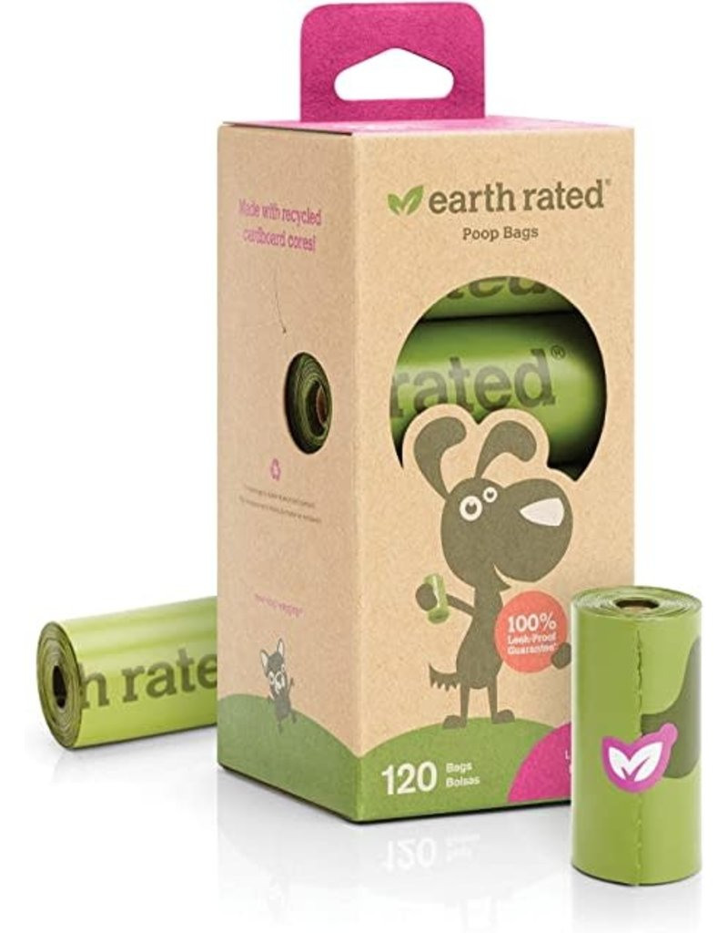 Earth rated Earth rated sacs à besoin lavande 120 sacs