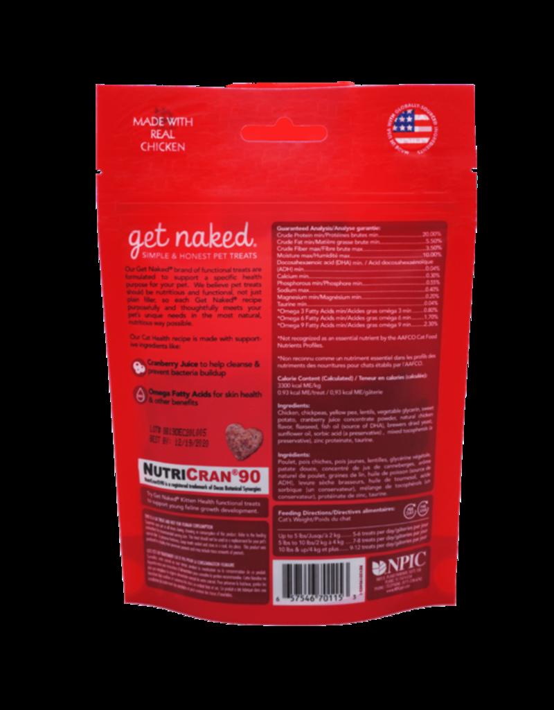 Get naked Get naked gâteries à la canneberge 2.5 oz // **