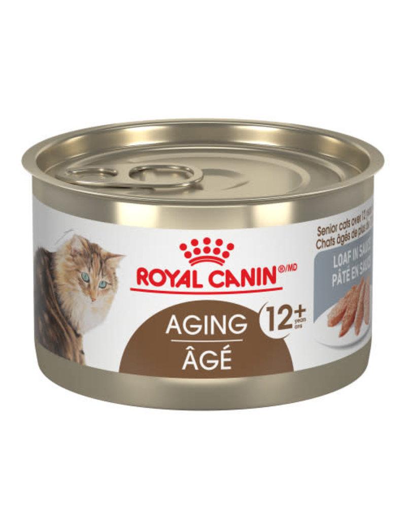 Royal Canin Royal canin pâté en sauce chat âgé 12+ 145g (24)